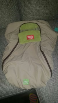 New Baby Parka Car Seat Cover  Ontario, M1E 3V5