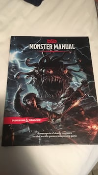 monster manual dungeons and dragons 2396 mi