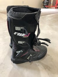 Womans oneal motorcross boots Ham Lake, 55304