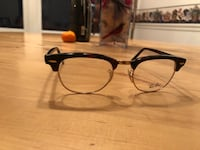 Ray Ban Clubmaster eye glasses- original form Reston, 20191