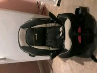 baby's black and gray car seat carrier Dover, 19904