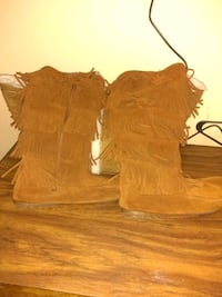 Mocan Boots size 10 Amarillo, 79110
