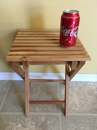 IKEA Patio Accent Table  Lincoln, L0R
