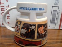 1995 Looney Tunes Travel Mug Another Day Another Dollar Toms River