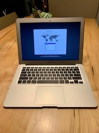MacBook Air.  $500.  Ships from Quebec.   Read ad Victoria