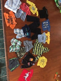 18month to 2t boys clothes  Raleigh, 27603