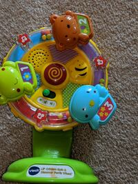Vtech Lil' Critters Spin & Discover Ferris Wheel Toy Brampton