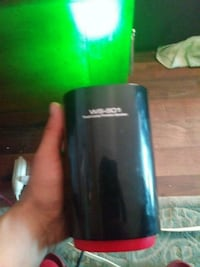 black and gray and green plastic bottle Ocala, 34474