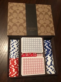 Coach Poker Set