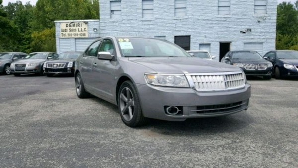 2009 - Lincoln - MKZ