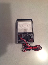 Multimeter, micronta range doubler 22-204a West Deptford, 08063