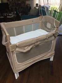 Arms reach co-sleeper and accessories Portland, 97203