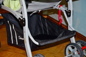 Johnson DB-205 Lotus Travel Sistem Bebek Arabası