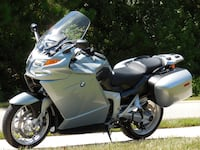 BMW motorcycle K1200GT- 2008 MOBILE