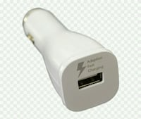 Samsung Dual USB Car Fast charger adapter $10 firm Mississauga, L5W 1G9