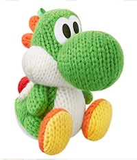 Yoshi Yarn amibo  still works good condition Toronto, M8Y 2R2