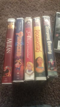 disney vhs collectables Midvale, 84047