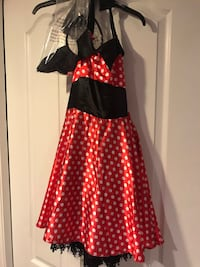 Women's Minnie Mouse Costume Windsor, N8S 2J3