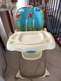 Fisher price baby chair  Pembroke Pines, 33027