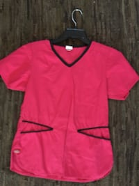 pink and black scrub shirt Fontana, 92335