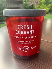 Fresh Currant Scented Candle