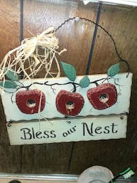Bless our nest sign  Allentown, 18104