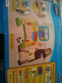 Vtech shoot,score and learn basketball and soccer  Carmichael, 95608