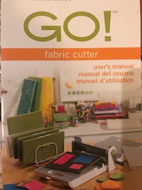 Accuquilt Go! Fabric Cutter with 31 Assorted Cutting Dies Sussex, 07461
