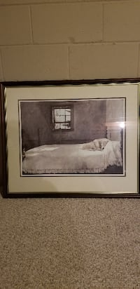 Andrew Wyeth Prints, framed Brielle