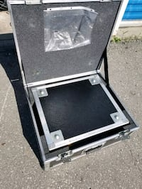 amp rack road case. rack mount