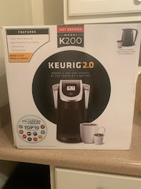 Like new Keurig 2.0 Jackson, 39216