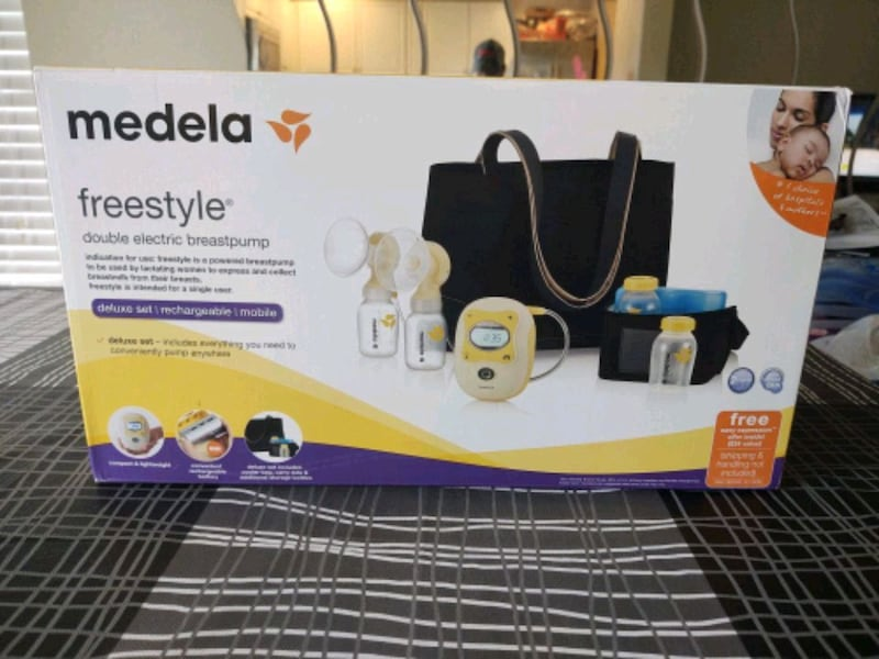 Used Medela Freestyle Breast Pump For Sale In Clearwater Letgo