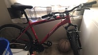 red hardtail bicycle Essex, 21221