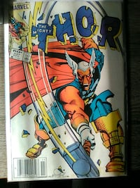 The Mighty Thor Comics  Baltimore, 21229