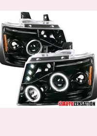 2007-2015 Chevrolet tahoe or suburban headlights   Cleves, 45002