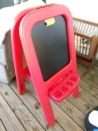 red and black plastic activity boards Mims, 32754