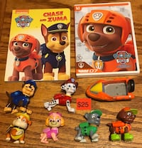 Paw Patrol group - $25 , T7X 6L7