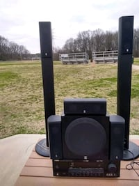 Yamaha surround sound system Memphis, 38122