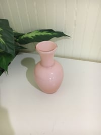 pink and green ceramic vase Germantown, 20874
