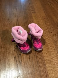 Girls size 10 winter boots Ashburn, 20147