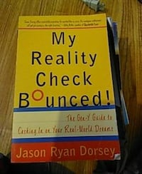 My Reality Check Bounced book Snellville, 30039