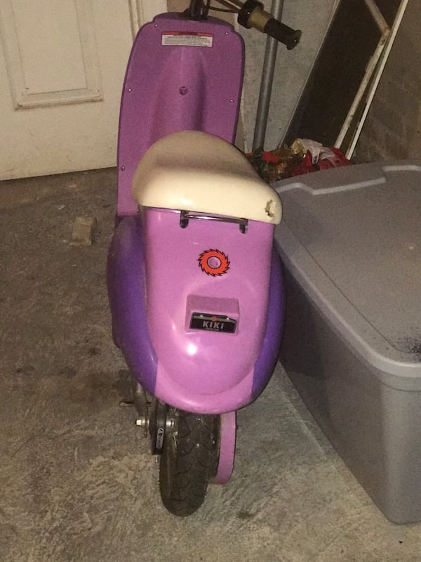this is a razor scooter 3