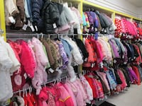 Winter jackets for infants Toronto