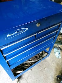 blue and black blue point tool cabinet Brownsville, 78521