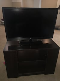 """34"""" Westinghouse TV and stand Saint Paul, 55116"""
