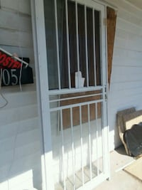 white wooden framed glass door Hagerstown, 21740