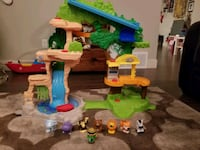 Fisher-Price Little People Safari and little people pirates Edmonton, T6T 1A5