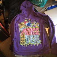 Pierce the Veil hoodie fits medium/large Kelowna, V1Y 5Y3