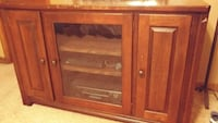brown wooden framed  cabinet Kennesaw