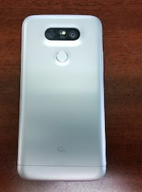 LG G5 32GB Silver - (UNLOCKED) – EXCELLENT CONDITION Ottawa